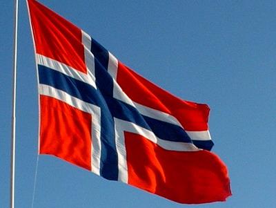 17 mai flagg